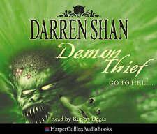 The Demonata (2) - Demon Thief: Complete & Unabridged, Shan, Darren, Very Good,