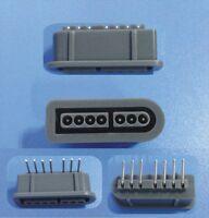 2 PCS Replacement SNES Socket Motherboard socket plug for Nintendo SNES