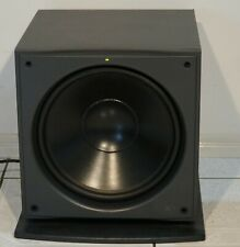 KEF 30B Powered Subwoofer. Made in England.