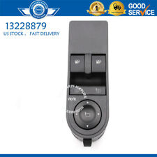 Electric Master Control Window Mirror Switch For Vauxhall Opel Astra H Zafira