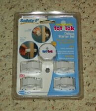 Safety 1st - Magnetic Tot Lok Complete Set - 4 Pack