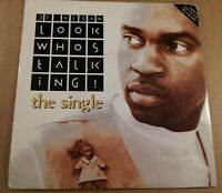 """Dr Alban : Look Who's Talking : Vintage 7"""" Single from 1994"""