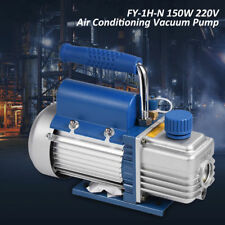 New CN Plug 220V 150W Vacuum Pump Kit for Air Conditioning / Refrigerator