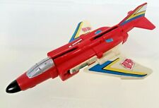 Hasbro 1986 Transformers G1 Aerialbot Fireflight figure b (missing weapon)
