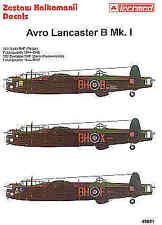 Techmod 1/48 Avro Lancaster B.I/III # 48801