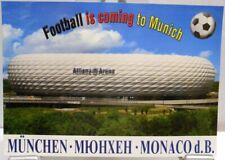 96E Stadionpostkarte Allianz Arena München # Nr