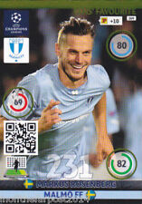 2014/15 Adrenalyn Xl Champions League Malmo FF Markus Rosenberg Fans Favourite