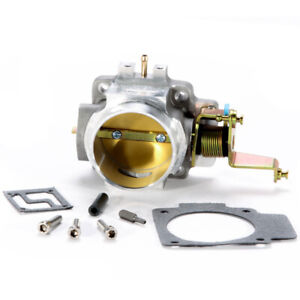 BBK for 91-03 Jeep 4.0 62mm Throttle Body BBK Power Plus Series - bbk1724