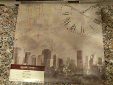 recollections scrapbook album -City Clock