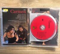 Carmen: The Metropolitan Opera (Nézet-Séguin) (UK IMPORT) DVD [REGION 2 LIke NEW