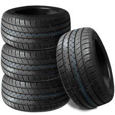 4 New Lionhart LH-FIVE 245/45ZR20 103W XL All Season High Performance Tires