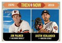 2019 TOPPS HERITAGE- THEN AND NOW  (Complete Your Set) YOU PICK FREE SHIPPING