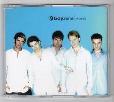 (HC353) Boyzone, Words - 1996 CD