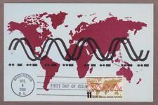 US # 1274 International Telecommunication Union ITU Colorano Maxi  I Combine S/H