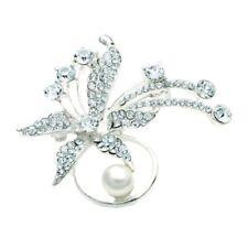 Modeschmuck-broschen Perlen aus Kristall