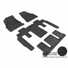 3D Maxpider Buick Enclave 2008-2017 Classic Black R1 R2 R3 Bucket Seating