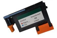 HP 88 Print head Magenta Cyan Officejet Pro L7480 L7580