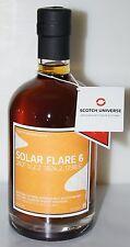 Solar Flare Beta 23y 1993 53,5% oloroso sherry hogdhead scotch universe ble.0.7L