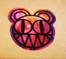 "5/""x 3.5/"" Radiohead BEAR ICE MUSIC Autocollant Mural Décoration Autocollant Vinyle"
