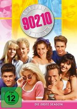 6 DVDs *  BEVERLY HILLS 90210 - KOMPLETTSTAFFEL / SEASON 1 - MB  # NEU OVP +