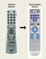RM-Series® Replacement Remote Control For JVC LT-32DX7BJ