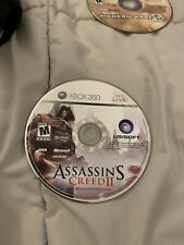 Assassin's Creed II (Microsoft Xbox 360, 2009) - Disk Only