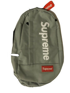 Supreme Small BackPack Waist Bag Shoulder bag Gym bag Unisex X1 Strap