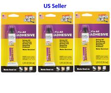 (3-pack) The Original Super Glue Fix All Adhesive (5/8 oz ea) Free Shipping