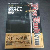 Fire Emblem 20th Anniversary Book 11 Games Featured Game Art Book