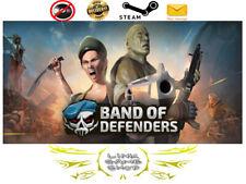 Band Of Defenders PC Digital Steam Key - Region Free