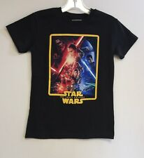 Star Wars The Force Awakens Galaxy Premiere Collection Boy's T-shirt Size Ym Nwt