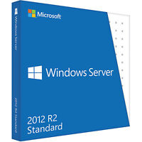 Microsoft Windows Server 2012 R2 Standard 50 x CAL Device Licenses