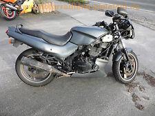 Pièces de rechange spare-parts Kawasaki gpz500s, ici = Heck-revêtement rear Fairing