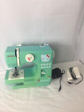 Hello Kitty Sew Pretty Sew Perfect Sewing Machine Works