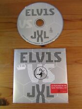 cd single Elvis vs JXL
