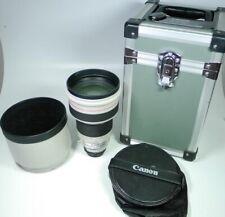 Canon FD 1.8 200mm L Objektiv + ET-123 + Koffer   An-Verkauf!  ff-shop24