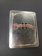Everquest Ii Collectors Metal Tin
