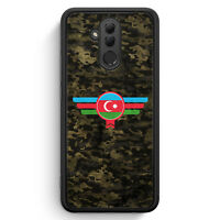 Aserbaidschan Azerbaycan Camouflage Huawei Mate 20 Lite SILIKON Hülle Cover M...