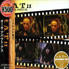 t.A.T.u. TATU All about us - CD / Single - Japan Import