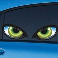Waterproof 3D Eyes Stickers Car Window Reflective Sticker Cat Eyes Sticker ~