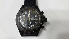 Breil Dark E2007 B chrono orologio uomo cronografo vintage quartz (batteria)