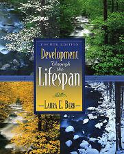 Development Through the Lifespan by Laura E. Berk 4th Edition (Hardback, 2006)