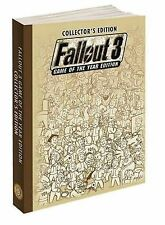 USED (GD) Fallout 3 Game of the Year Collector's Edition: Prima Official Game Gu
