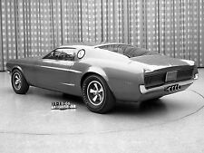 1967 Mustang Mach I Concept car 8 x 10  Photograph