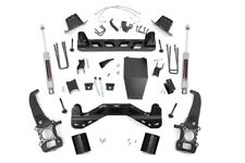 "SALE 04-08 Ford F150 4WD 6"" Rough Country Lift Kit with N3 Shocks 54620"