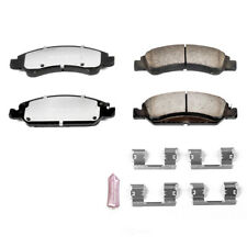 Disc Brake Pad Set Front Power Stop Z36-1363