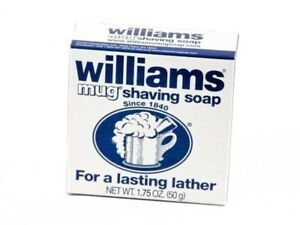 Williams Mug Shaving Soap Regular 1.7 oz