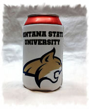 Montana State University Bobcats _ New logo _ Beverage Koozie