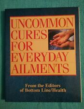 Book Uncommon Cures For Everyday Ailments Soft Cover