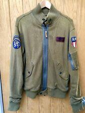 Polo Ralph Lauren Jacket Size M Medium Military Style Green